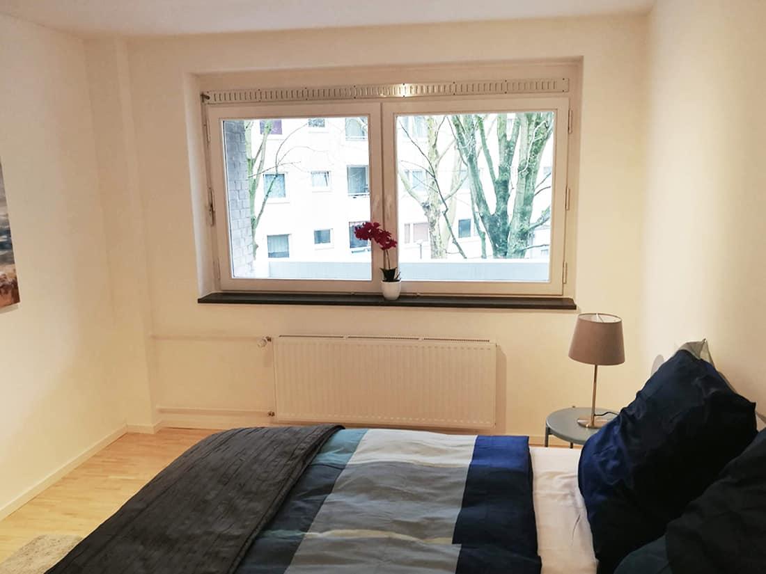 Schlafzimmer Nachher: Hell und Modern für besten Schlafkomfort
