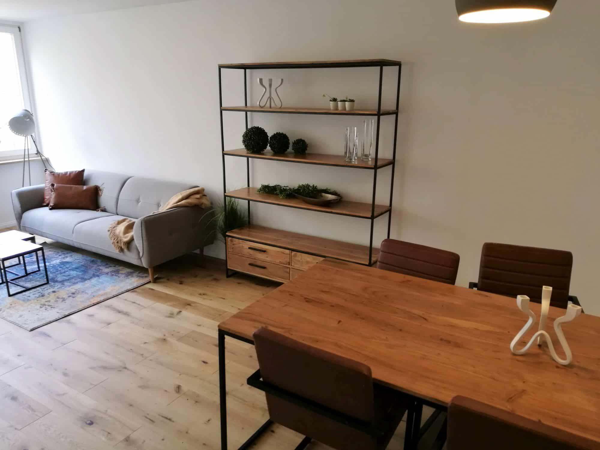 Eigentumswohnung in Hamburg Eppendorf direkt vom Eigentümer - Wohnzimmeransicht 2