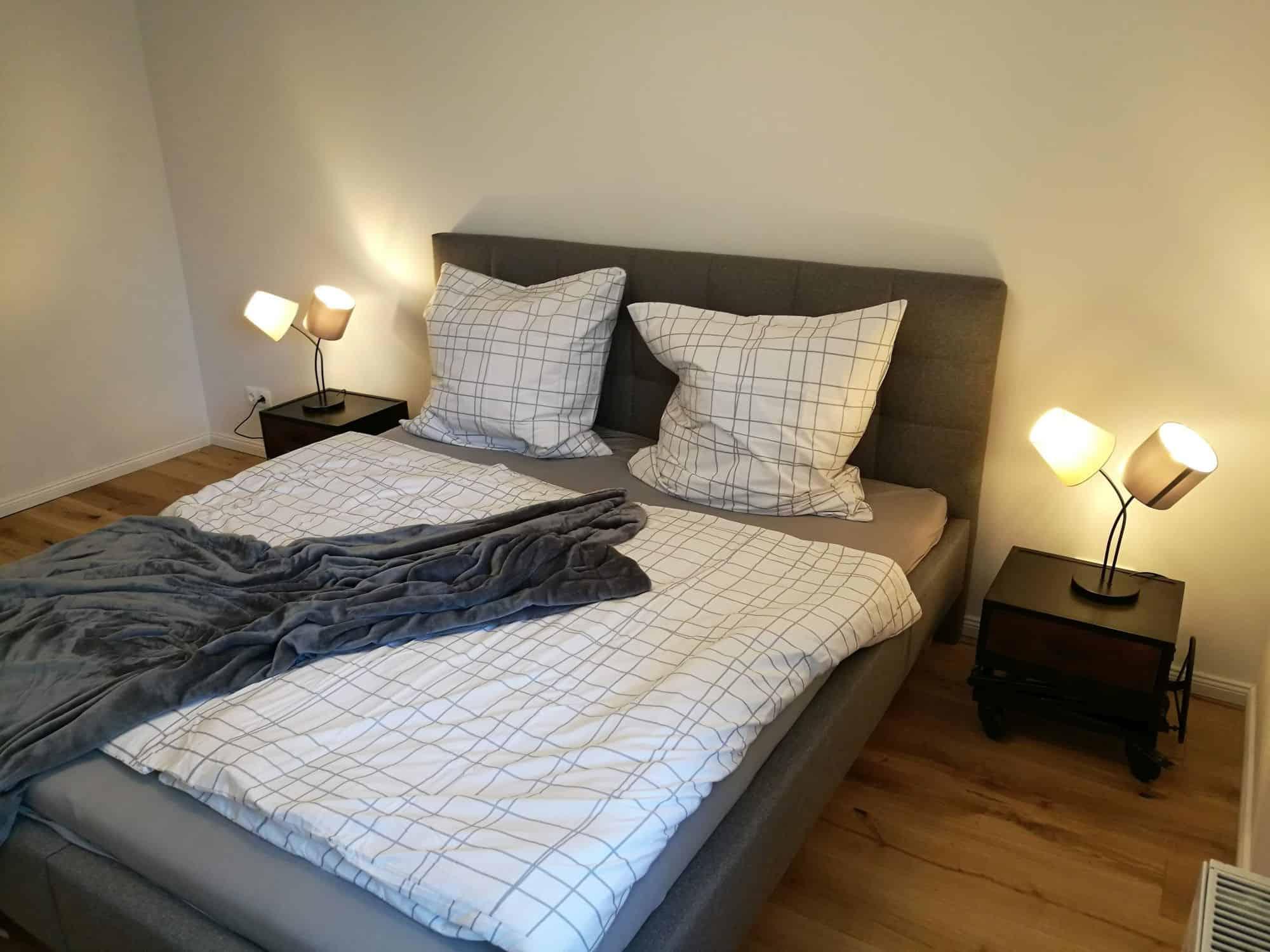 Eigentumswohnung in Hamburg Eppendorf direkt vom Eigentümer - Schlafzimmer
