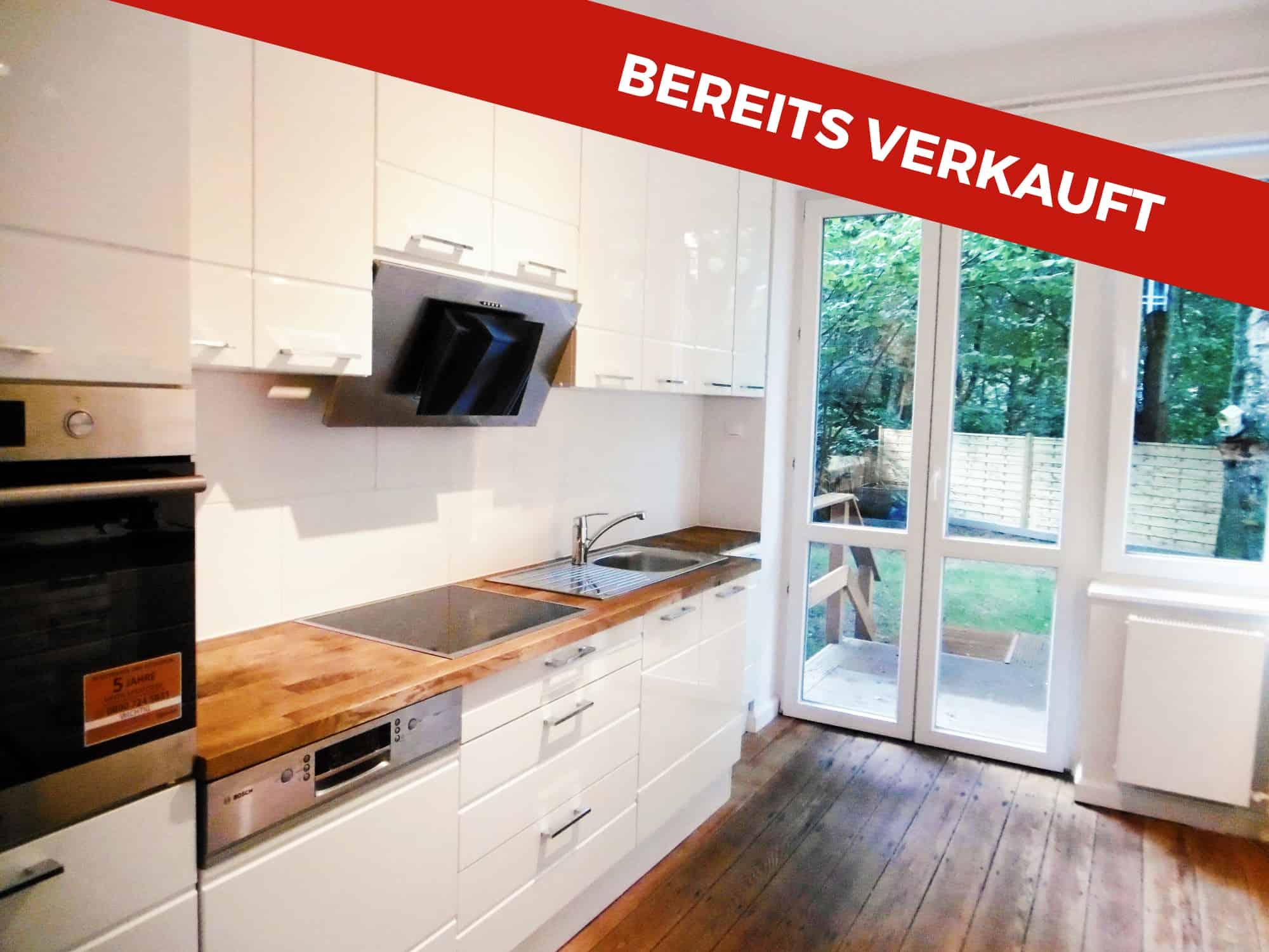 Küche Eigentumswohung Eimsbüttel Paul & Paul Immobilien