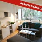 1 Zimmer Wohnung Norderstedt - Bereits verkauft