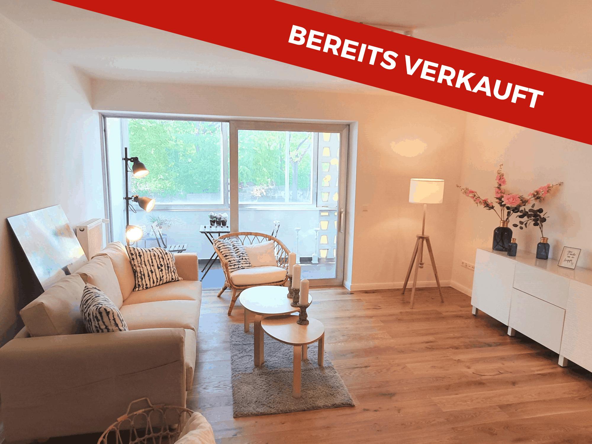 Bereits verkauft: Eigentumswohnung Hamburg Eppendorf