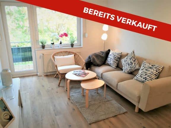 2,5 Zimmer Wohnung Norderstedt - Bereits verkauft