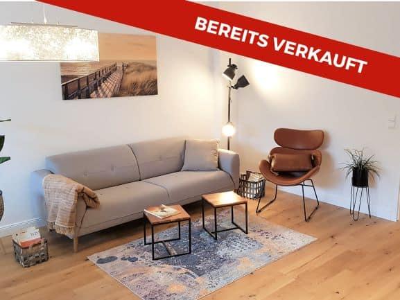 Bereits verkauft: 2 Zimmer Wohnung Alt-Osdorf