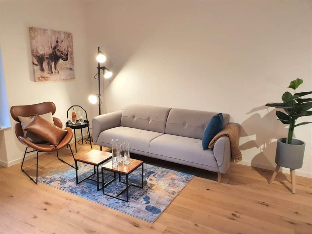 Wohnzimmer Sofa-Ecke