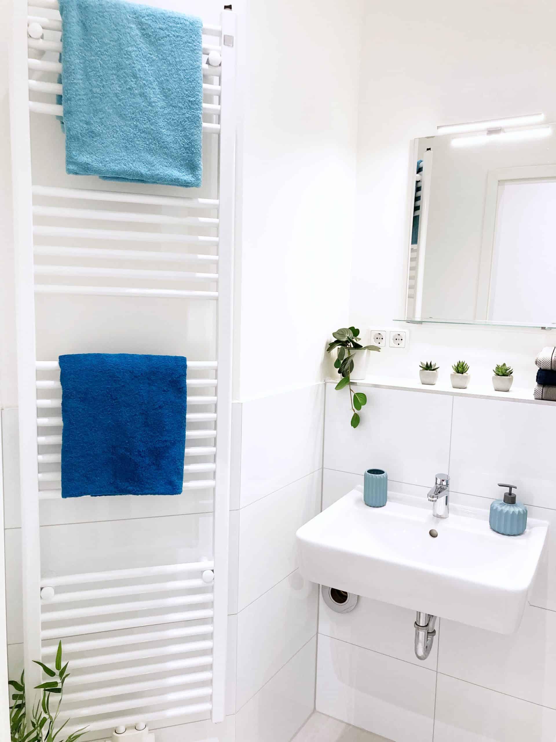 Handtuchheizkörper 3 Zimmer Wohnung in Hamburg Winterhude - ohne Makler