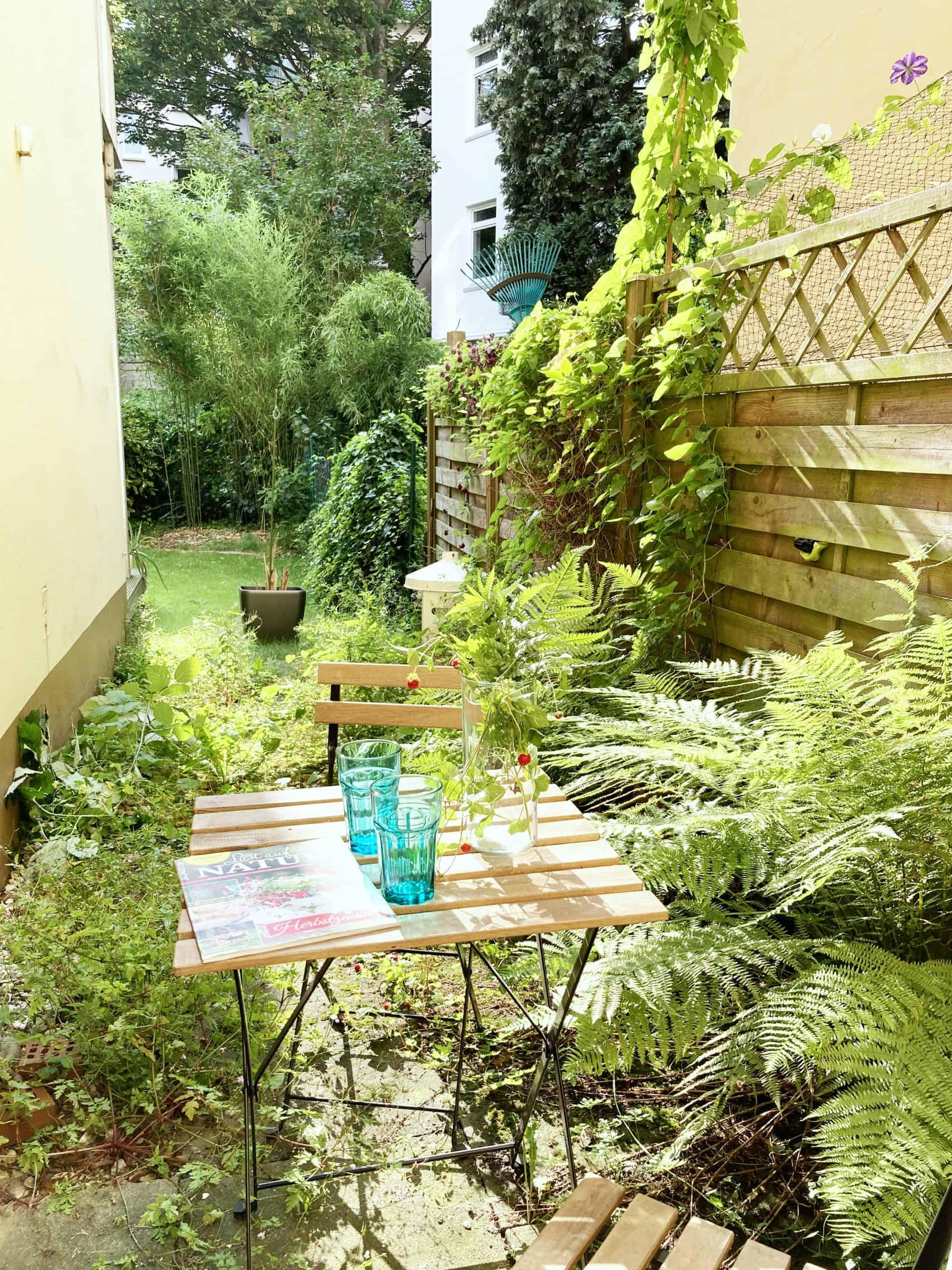 Garten 3 Zimmer Wohnung in Hamburg Winterhude - ohne Makler