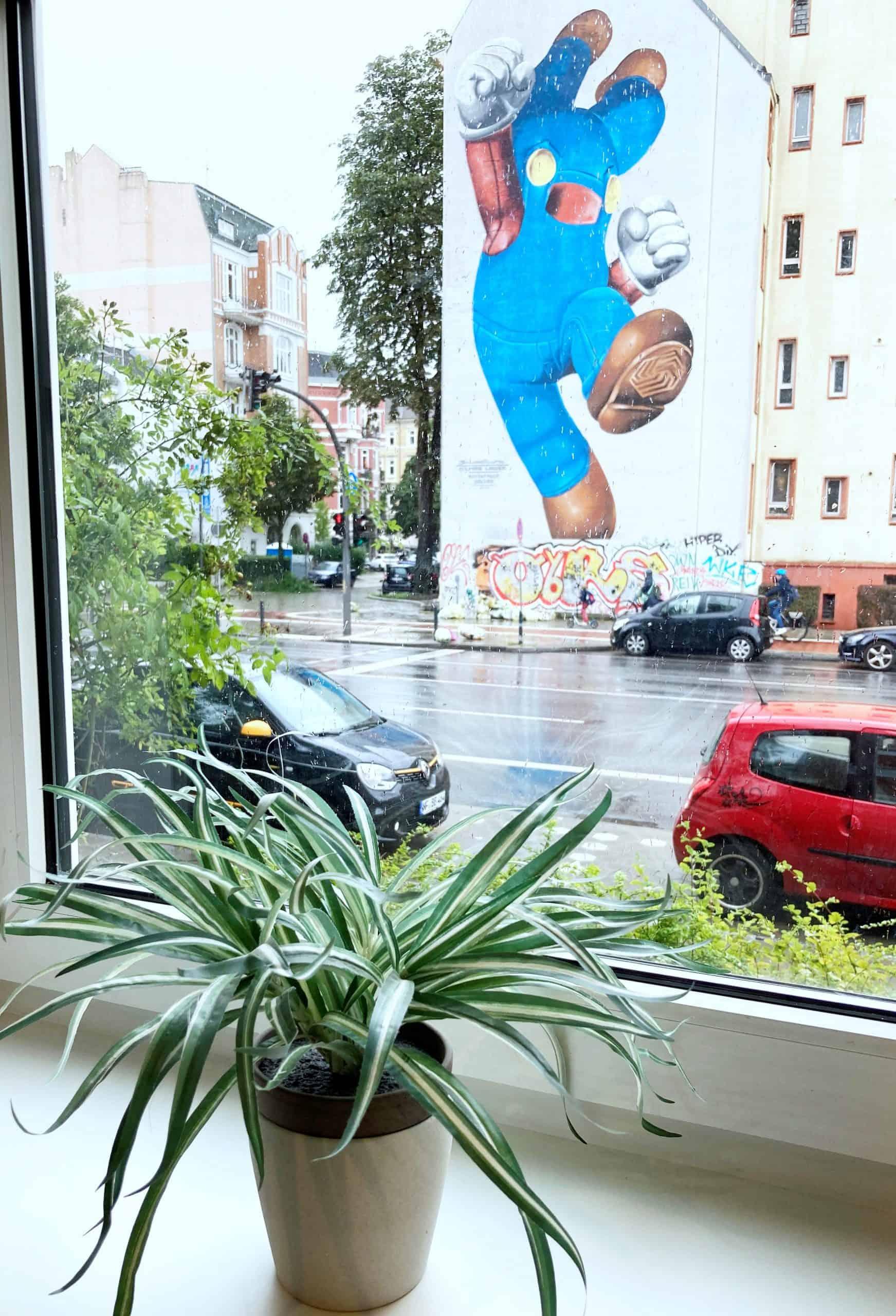 2-Zimmerwohnung Hamburg Eimsbüttel