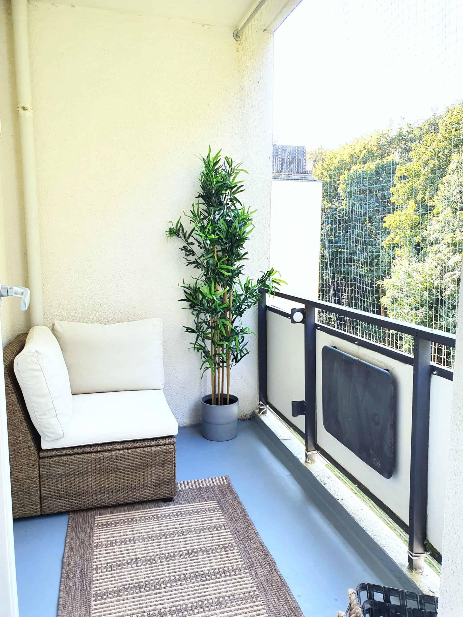 Provisionsfrei: 1 Zimmer Wohnung nahe UKE, Balkon